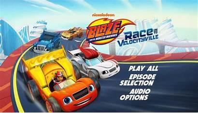 Race Blaze Into Machines Monster Dvd Gold