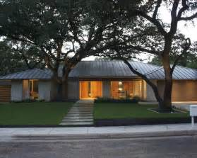 modern ranch home modern ranch style home beautiful homes design