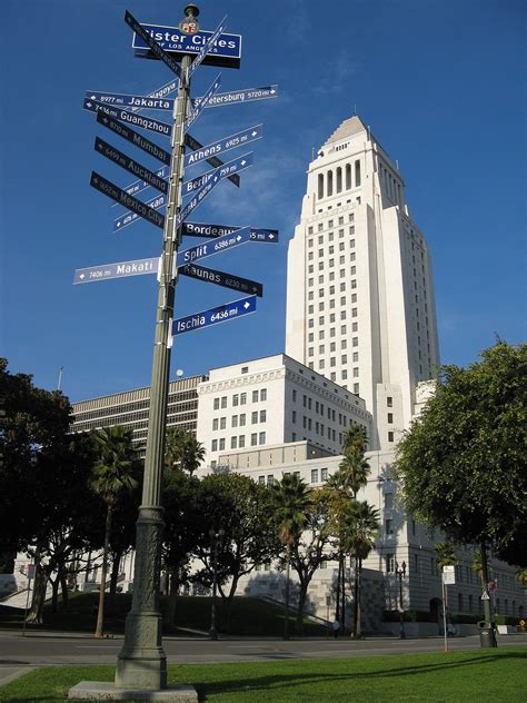 Government Of Los Angeles Wikipedia