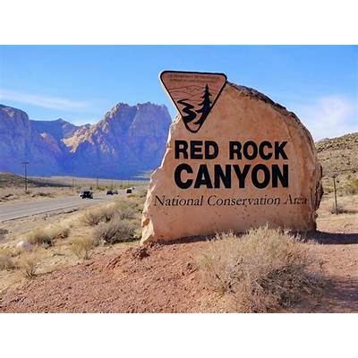 American Travel Journal: Red Rock Canyon National