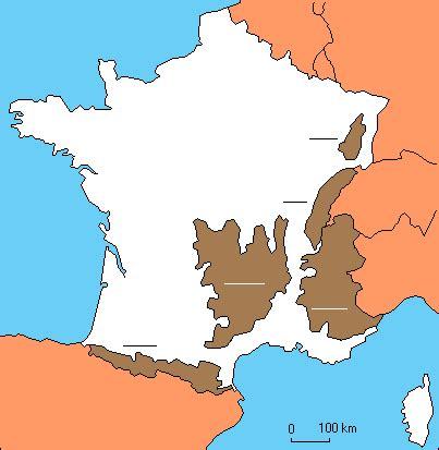 Carte Montagne Cycle 3 by Mon 233 E Fle