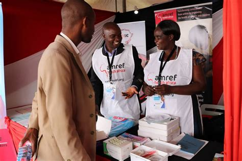 amref participates    lake region economic bloc