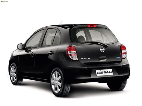 Nissan March 5-door BR-spec (K13) 2011 photos (2048x1536)