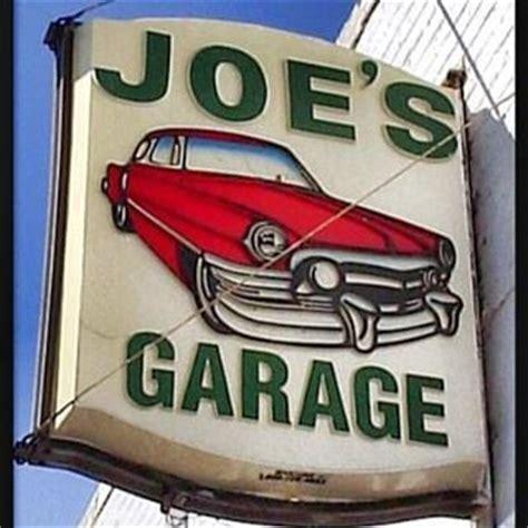 Joe's Garage  Closed  Auto Repair  1038 Ashland St