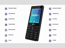 Specifications Of Jio Phone Buy Online How To Buy Jio
