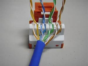 Cat5 Wall Jack Rj45 Wiring Diagram