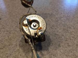 1985 Peavey Super Ferrite Patriot Humbuckers And Wiring