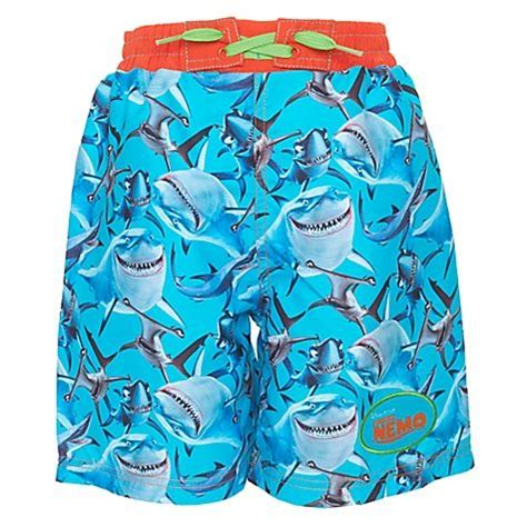 Disney Finding Nemo Swimming Shorts | Disney Store | Swim ...