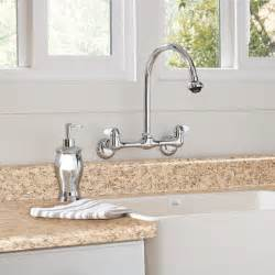 wall mount faucet kitchen kitchen faucet buying guide