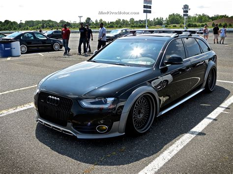 Slammed Audi Allroad At Waterfest 20  Mind Over Motor