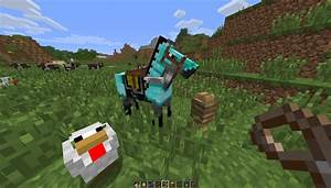 Latest Minecraft Update For The Xbox Lets You Ride Horses