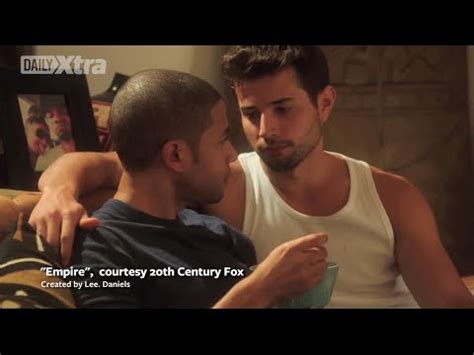 empire test audience disapproved  gay kiss youtube