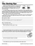 sensory details worksheet teachers pay teachers