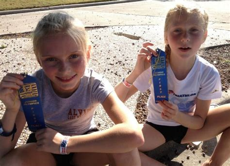 Too Much Too Young Parents Of Endurancerunning Sisters Aged Ten And Twelve Insist They Are