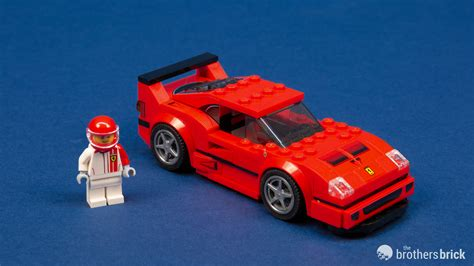 lego speed champions  ferrari  competizione