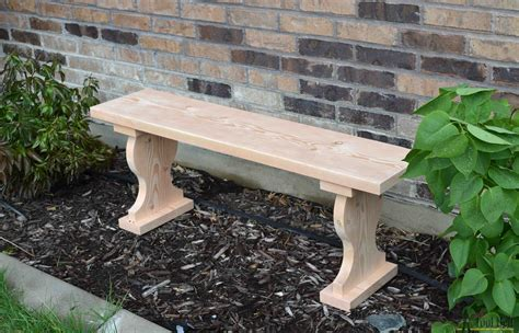 Benches : Outdoor Garden Bench