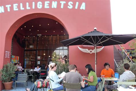 If you are interested in finding out more about the alfred coffee effect, please check out this article. Cult Coffee Favorite Intelligentsia Adds Prime New Hollywood Location - Eater LA