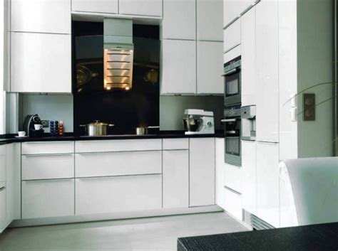 deco cuisine blanche et grise d 233 coration cuisine blanche et grise