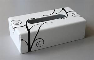 Boite Mouchoir Deco : bo te mouchoirs 29 atelier d co boite ~ Melissatoandfro.com Idées de Décoration