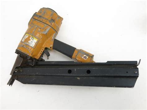 Stanley Bostitch N80sb1 Framing Nailer Nail Gun Ebay