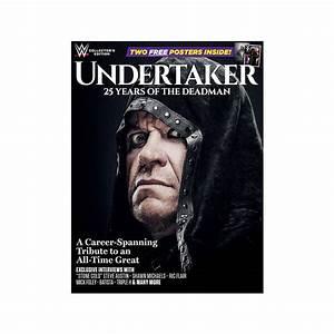 Undertaker: 25 Years of The Deadman Commemorative Magazine ...