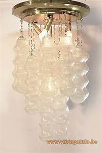 Murano bubble tubes ceiling light vintage info all