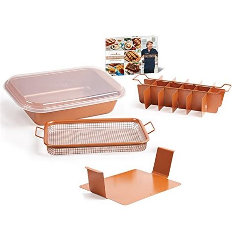 copper chef  cup muffin pan xamgaw