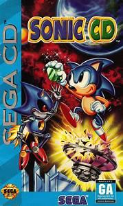 Sonic Cd Box Shot For Sega Cd Gamefaqs