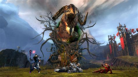 Best Guild Wars 2 Race Countdown To Launch Player Vs Player And World Vs World