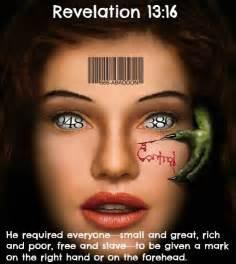 Mark of the Beast Revelations 13 16