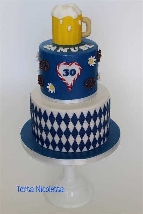 bavarian party octoberfest cake fondant cakes
