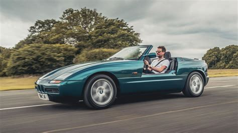 Retro Review The Oddly Doored Bmw Z1 (19891991)  Top Gear