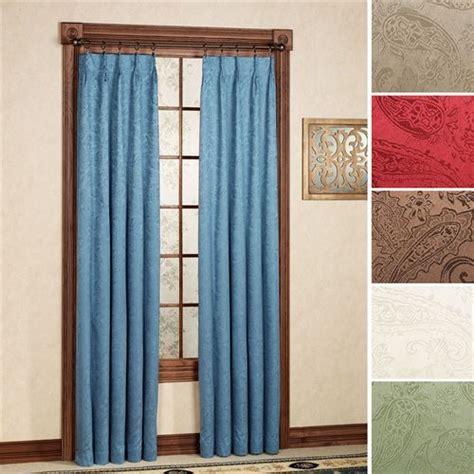 gabrielle pinch pleat thermal room darkening curtains