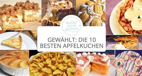 Die 10 Besten Apfelkuchenrezepte  Backen Macht Glücklich