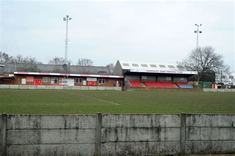 Camberley Town's sensational FA Youth Cup third round draw ...