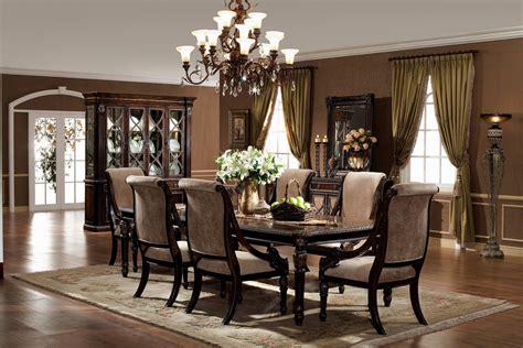 elegant dining table decor elegant formal dining room