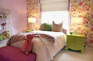 Ideas For Decorating A Little Girl39s Bedroom