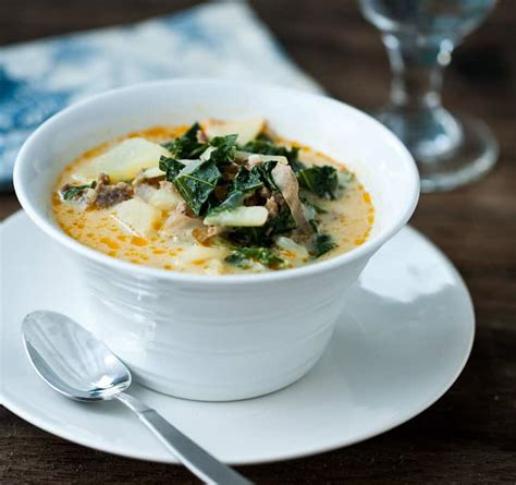 zuppa toscana eclectic recipes