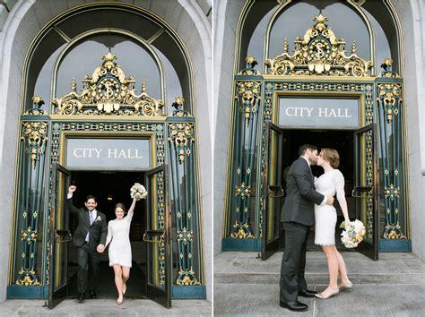 san francisco city hall elopement tricia greg jasmine