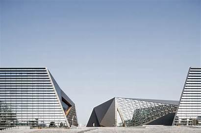 Cultural Center Architect Bishan Archello