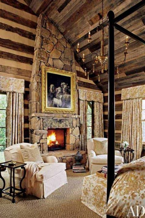 log cabin interiors 56 extraordinary rustic log home bedrooms style estate