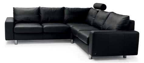Modern Recliner Leather Sofa