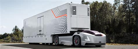 volvo trucks presents future transport solution