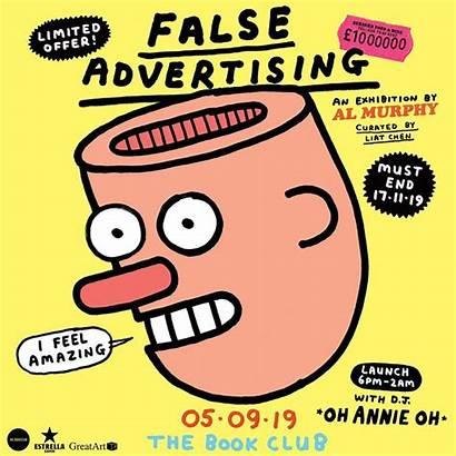 False Advertising Murphy Al Offers Disorientating Ad