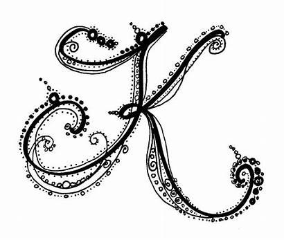 Fancy Letters Alphabet Font Script Letter Cursive