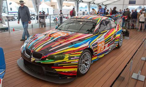 Color Fast Historic Bmw Race Cars In Monterey Autonxt