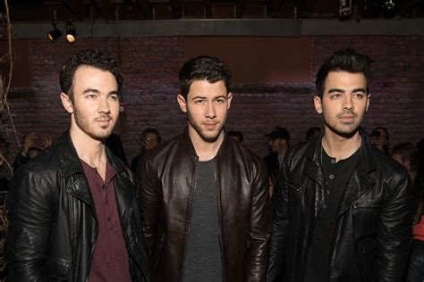 The Jonas Brothers' new album features love letters to ...
