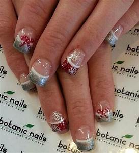Sweet, Acrylic, Nails, Ideas, For, Winter, 121