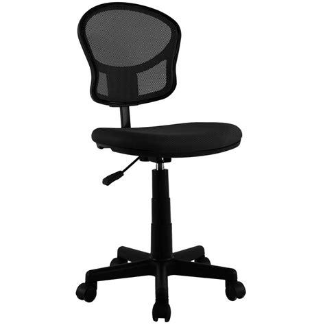 siege tournant siège tournant chaise de bureau travail classique noir