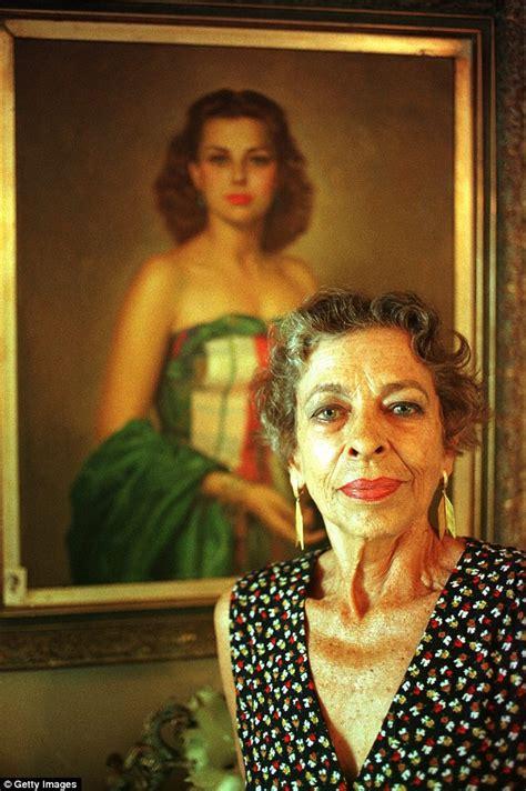 cuban socialite    daughter  fidel castro  financially supported